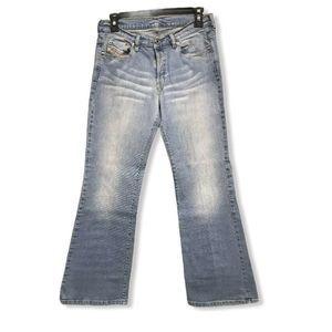 Diesel Jeans 29x28 Womens Daze Boot cut